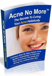 acne no more getting rid of acne