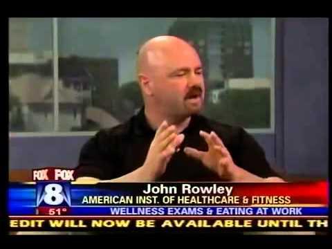 John Rowley and weight loss