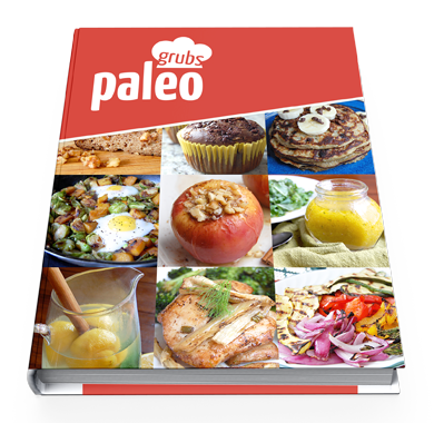 paleo grubs book and weight loss