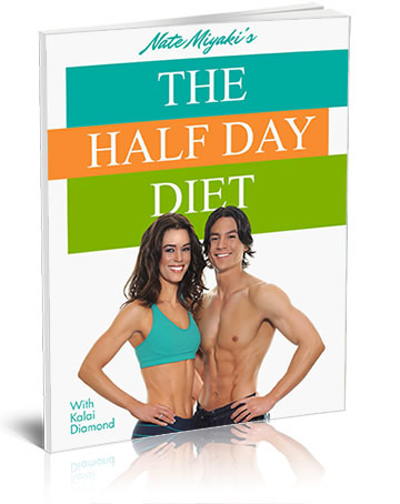 half-day diet plan and weight loss