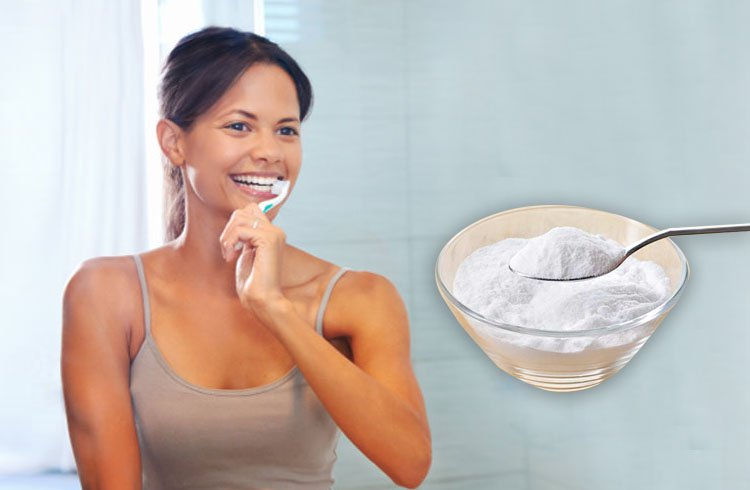 How fast does baking soda whiten teeth