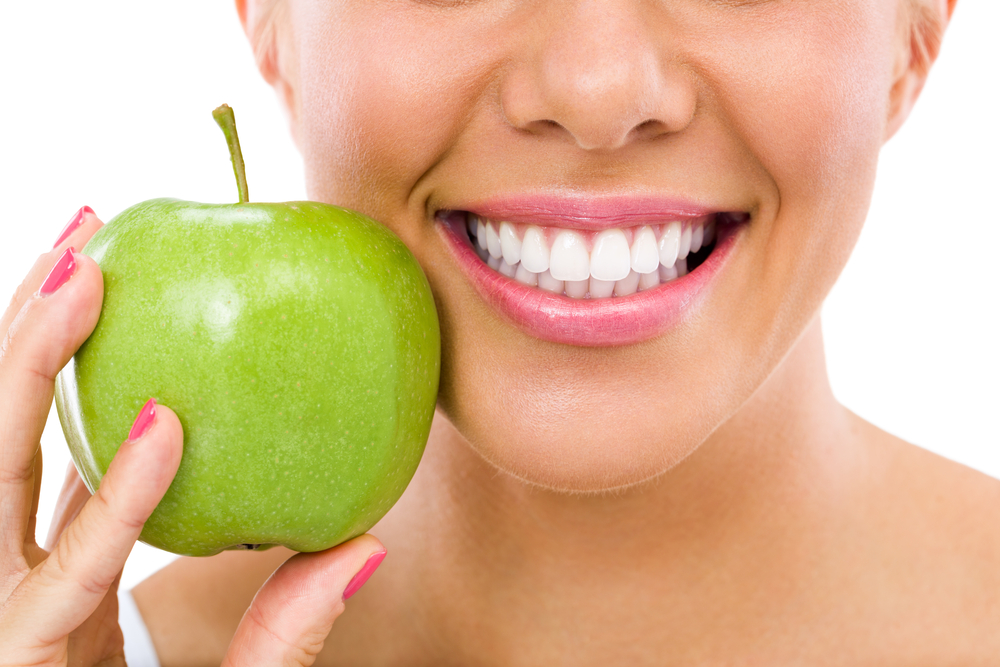 apple cider vinegar for teeth and gums