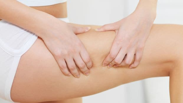how to get rid of cellulite on thighs and bum naturally